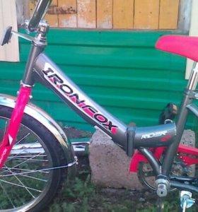 Велосипед IRON FOX ridir 18
