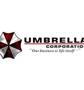 Наклейка UMBRELLA 20
