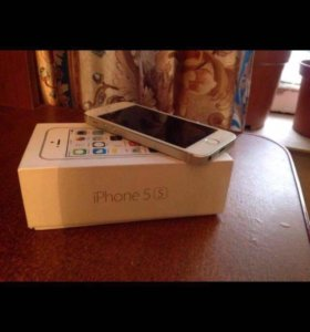 Срочно!Apple IPhone 5s 32gb ТОРГ