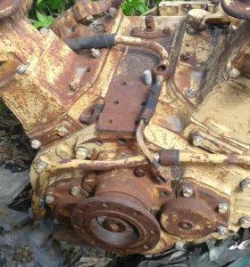 КПП на трактор Т-130