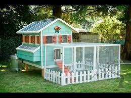 Чудесный домик для курочек