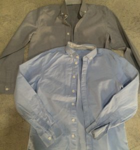 рубашки х/б для мальчика 8-9 лет