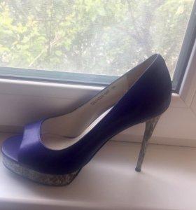 Туфли басаеожки