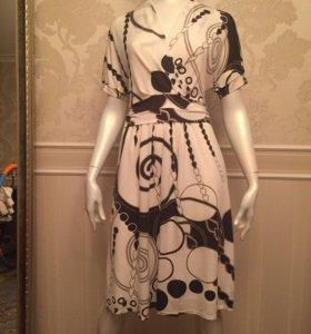 Платье шелк вискоза 46 размер