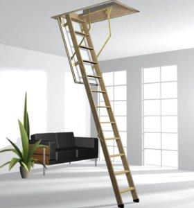 Чердачная лестница Fakro Lwk 70/120/280