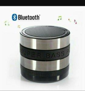 Bluetooth колонка super bass