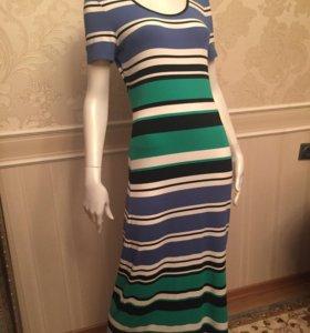 Платье вискоза хлопок Франция 46 размер