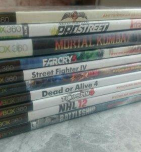 Разные Игры для Xbox 360
