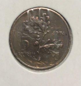 Монета Турции