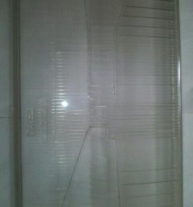 Передние стекла (п.л.) фар VOLVO 740-760