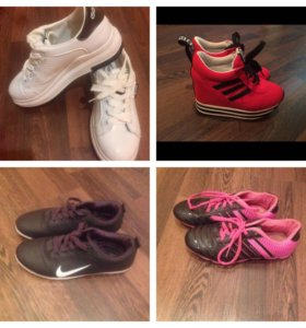 Новая обувь 👟 🔥