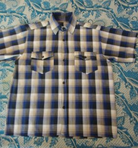 Рубашка мужская 52-54