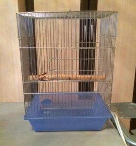 Клетка для маленьких птиц