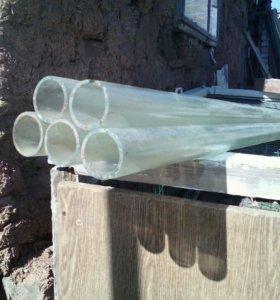 Стеклянные трубы