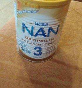 Смесь NAN3 гипоаллергенный