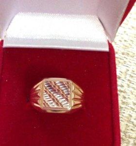 Продам золотой перстень 585 пр
