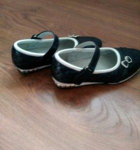 Туфли 33 размер