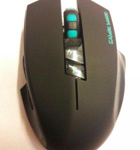 Мышь беспроводная игровая smartbuy rush 706