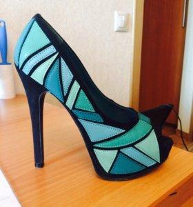 Красивые модные туфли!
