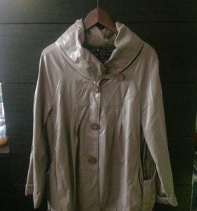 Куртка. Новая. Эккокожа размер XL