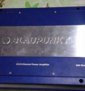 4х канальный усилитель blaupunkt GTA 470