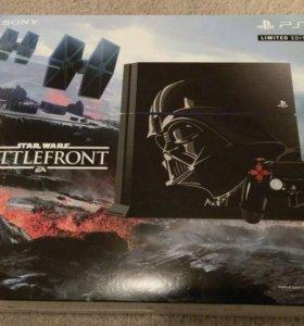 Sony PlayStation 4 - Star Wars Edition