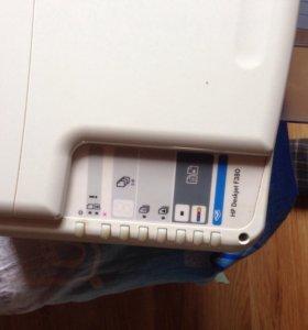 Принтер , сканер, копир 3в 1. HP