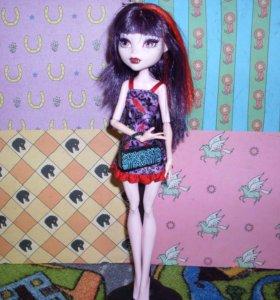 Кукла монстр хай.Элисабет.