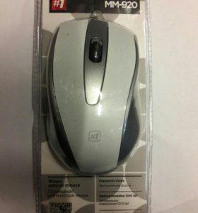 Мышь проводная defender mm 920