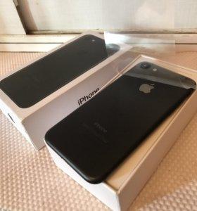 iPhone 7 32гб новый, всего 5 дней,на гарантии