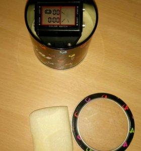 Часы новые color watch