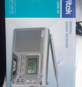 Радио Vitek 3588