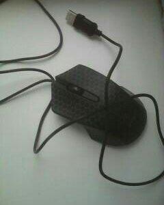 Мышь компьютерная светящаяся