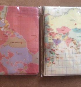 Обложки для паспорта