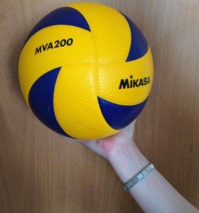 Мяч волейбольный,оригинал!Покупался за 4780
