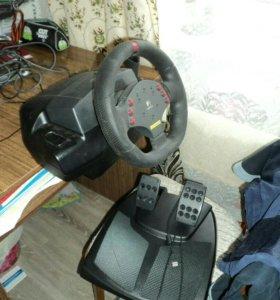 Руль игровой Logitech Momo Racing Force