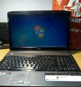 Ноутбук aser aspire 6530