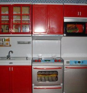 Кухня для кукол Барби.