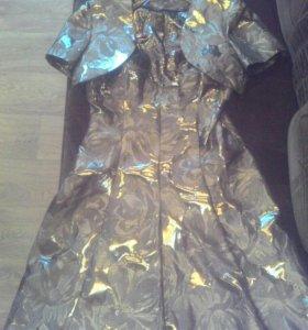 Платье и болеро