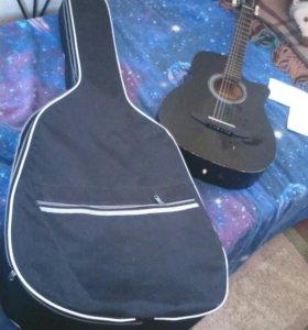 Гитара акустическая Hopper hp38010