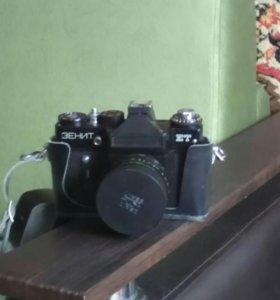 Фотоаппарат Зеркальный Зенит ЕТ