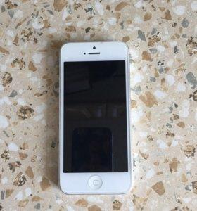 Продаю iPhone5, 16 Gb в хорошем состоянии.