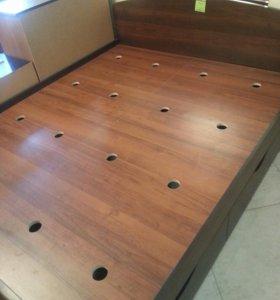 Кровать с выдв ящиками