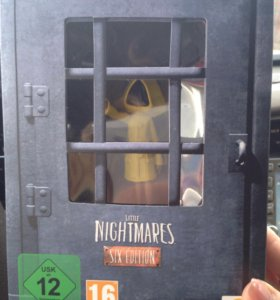 Игра Nightmares на PS4,