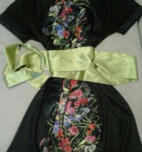 Платье для беременной летнее