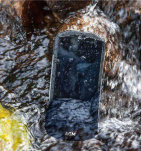 Водонепроницаемый смартфон AGM A8