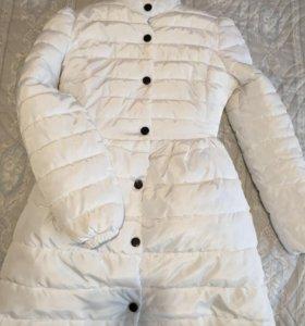 Куртка-пальто Бантик