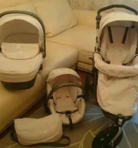Детская коляска 3 в 1 cam cortina evolutionX3