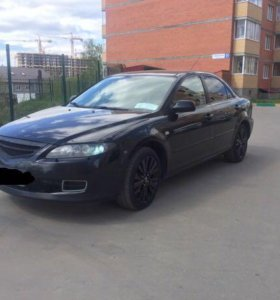 Мазда 6 2006г. МТ 1.8