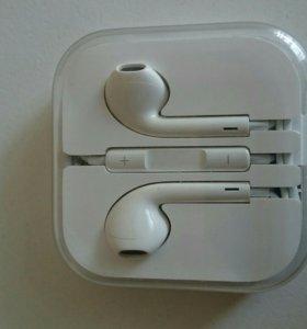 Наушники AppleEarpods